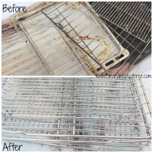 before and after ovens